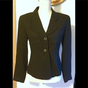 Separate Elements Black Blazer